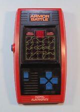 Original 1978 Mattel Armor Battle Electronic Handheld Video Game Console RARE