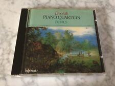 Dvork: Piano Quartets Nos. 1 & 2, Opp. 23, 87