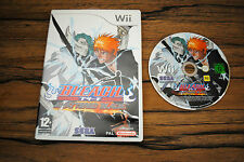 Jeu BLEACH SHATTERED BLADE pour Nintendo Wii PAL (sans notice) (CD OK)