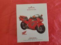 Hallmark 2019 1992 NR750 Honda Motorcycles Keepsake Ornament