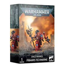 Primaris Techmarine Space Marines Warhammer 40K NIB SHIPS 10/24!