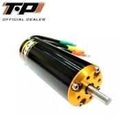 TP Power TP4070 1090KV Brushless Motor vented end cover, 8mm shaft, M4 mountig