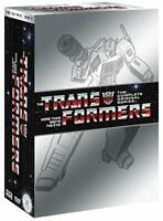 The Transformers (1984): The Complete Original Series (15 Disc) DVD NEW