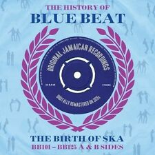HISTORY OF BLUE BEAT 3 CD NEU DERRICK MORGAN/LAUREL AITKEN/ROY PANTON/