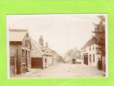 Post Office Snowden Hill Wickham Market RP pc used 1913 Ref D424