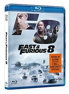 Fast and Furious 8-Film Collection (1-8 Boxset) BD + digital download [DVD]
