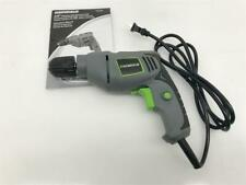 READ!! Genesis GD38B Variable Speed Reversible 3/8-Inch Corded Electric Drill