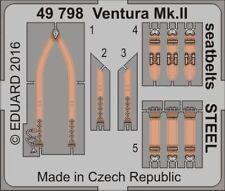 Eduard 1/48 Lockheed Ventura Mk. II cinturones de acero # 49798