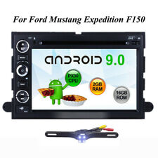 Car Radio Stereo DVD GPS Navigation For Ford F150 Edge Fusion Expedition Mustang