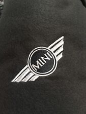 Fleece Blanket With Embroidered Mini Style  Logo