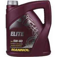 5 Liter Original MANNOL Elite 5W-40 API SN/CF Motoröl Engine Oil Öl