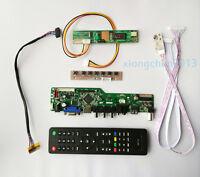 TV+HDMI+VGA+USB LCD LED screen Controller Board kit for LTN154X3-L06 B154EW01