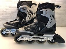Macroblade 84 ALU M84 SG7 Inline Skates Rollerblades  ...Mens 7 ...Womans 8