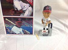 Charlie Manuel Bobblehead  Colorado Springs Sky Sox Phillies 2012 RARE