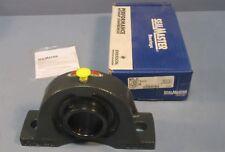 "SealMaster NPL-31 Set Screw Gold Line Pillow Block Bearing 1-15/16"" Bore NIB"