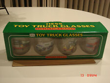 Extremely Rare MIB 1996 Hess Toy Truck with full Box & Glasses w/ papers 1.2