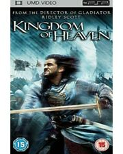 Film UMD Kingdom of heaven - Psp PlayStation Sony