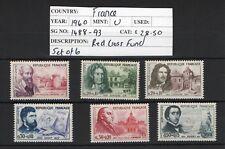 France U/M mint set ref( 2211)