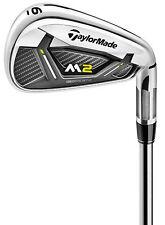 Taylormade Golf M2 5 Iron Set 9-PW-AW-SW-LW M2 REAX Graphite Regular Mens RH