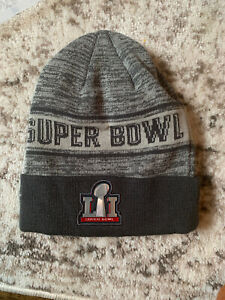 Nike New England Patriots Super Bowl LI 51 Champions Official Beanie Hat New
