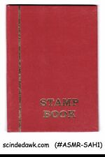 Collection Of Sahara Stamps From 1991-1996 In Small Stock Book