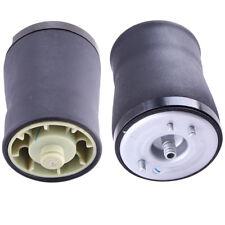 Pair Rear Air Suspension Spring Bag for BMW E53 X5 00-06 37126750355 37126750356