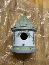The Vintage Herb Collection Round Birdhouse by Kathy Hatch