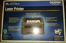 BRAND NEW Brother HL-2270DW Monochrome Networkable Laser Printer