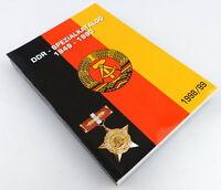 DDR Spezialkatalog 1949-1990, Ausgabe 1998/99 Frank Bartel Auszeichnun, Buch2552