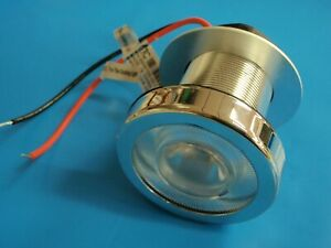 DOCKING LIGHT LED PROMINECE 630 69381SS001D MARINE BOAT STAINLESS ITC BRIGHT