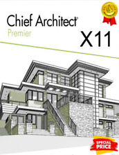 🔑 Chief Architect Premier X11 2019 Version ✔️ Official Lifetime License 64 Bits