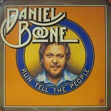 Daniel Boone(Vinyl LP)Run Tell The People-Pye-PYE 12105-US-1975-VG/VG