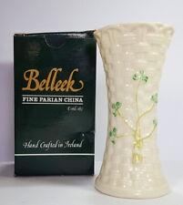 """Belleck Colleen 5""""  Vase brand new in original box"""