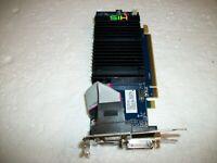 HIS AMD Radeon HD5450 1GB-1024MB DDR3 PCIe VGA DVI HDMI Graphics Video Card