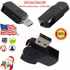Hd 1280*960 Usb Disk Hidden Mini Dvr Dv Cam Camera Spy Camcorder Video Recorder