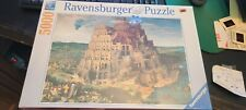 Ravensburger Puzzle 5000 Piece # 174232 Tower of Babel 40 X 60 Inches Brand New!