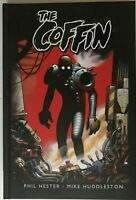 Coffin Hardcover GN Phil Hester Mike Huddleston Guillermo del Toro OOP HC New NM