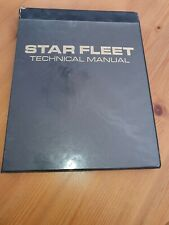 Star Fleet Technical Manual (First Edition, November 1975)