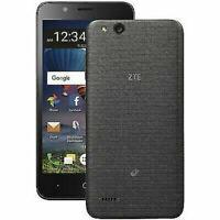 ZTE ZFive C | Grade B- | Tracfone,NET10 Wireless,SIMPLE Mobile | 16 GB | 5 in