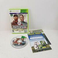 Tiger Woods PGA Tour 14 (Microsoft Xbox 360) 2014 (CIB) Complete
