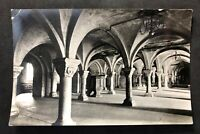 Vintage Postcard: #TP4034: Canterbury Cathedral The Crypt
