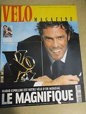 VELO MAGAZINE N°393 : DECEMBRE 2002 : LAURENT JALABERT - MARIO CIPOLLINI - MAPEI