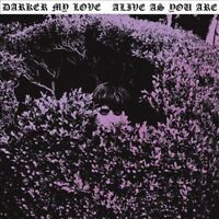 Alive as You Are [Digipak] by Darker My Love (Promo CD, Dangerbird Records)