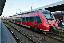 PHOTO  GERMAN RAILWAY -  DB REGIO DEUTZ TALENT 2  'S-BAHN NURNBERG' 4422 223