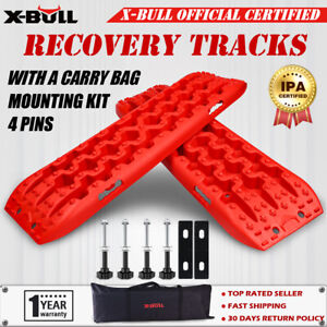 X-BULL Recovery tracks Boards 10T Sand Truck Snow Gen3.0 With Mounting Pins 4WD