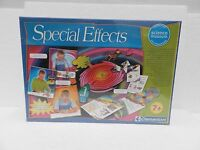 Special Effects ~ Scientific Experiments ~ Clementoni ~ Science Museum Approved