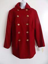 Michael Kors Women's Red Coat Jacket Size 1X SALE