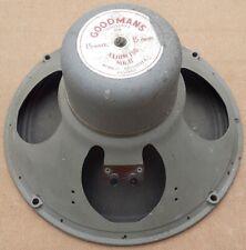 More details for goodmans axiom 150 mk ii  15 watts, 15 ohms