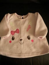 George Polyester Embroidered Dresses (0-24 Months) for Girls