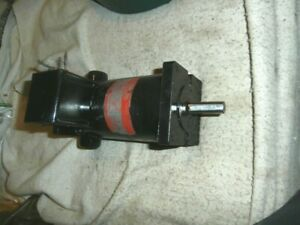 DAYTON 1/4 HP  DC Electric Motor, 1750rpm, 12 or 24 Volt